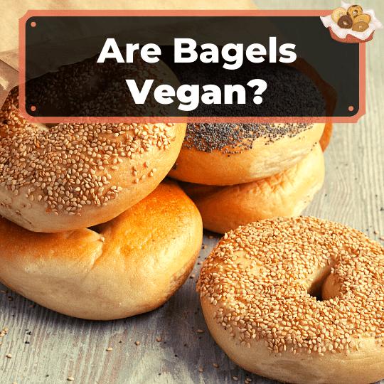 Are Bagels Vegan