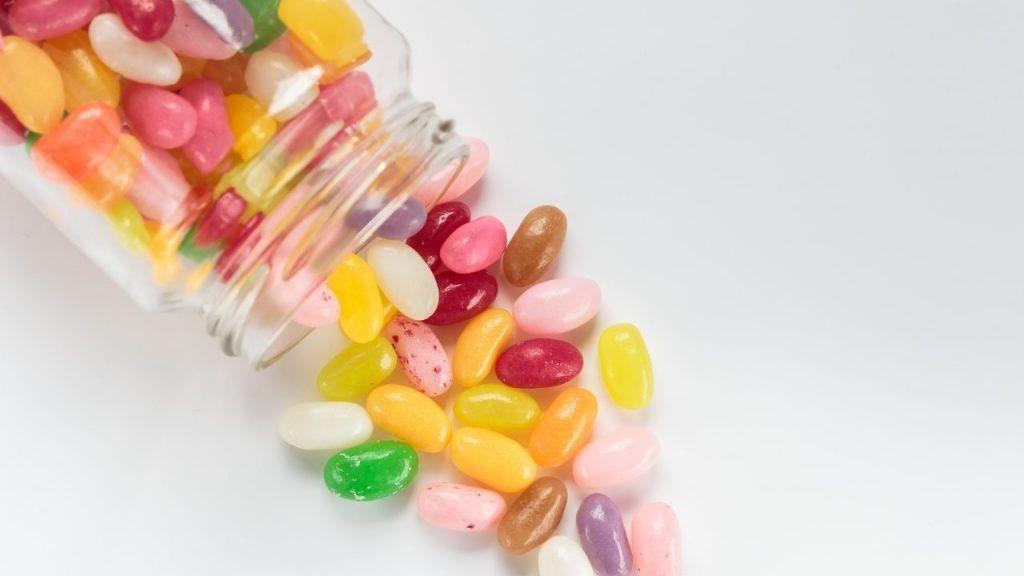 Are Starburst jelly beans vegan