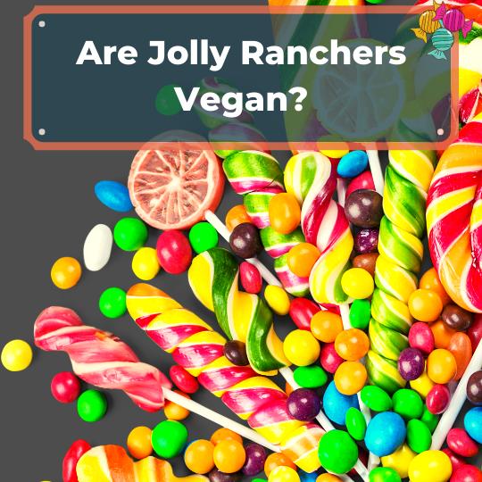 Are Jolly Ranchers Vegan