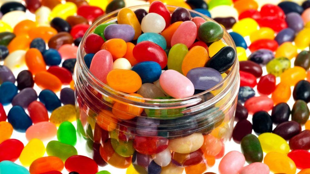 Are Jolly Ranchers jelly beans vegan