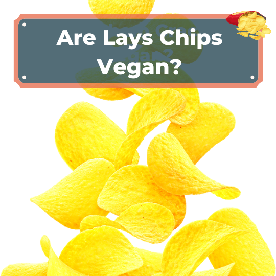 Are Lays Chips Vegan
