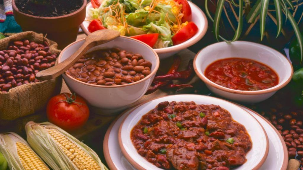 Chili's black beans