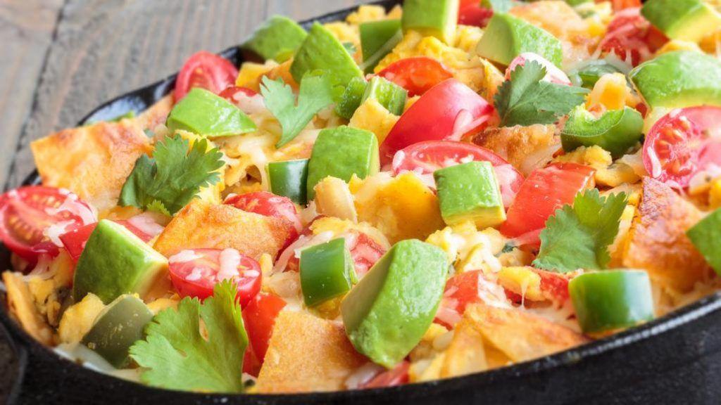 Chili's vegan salads