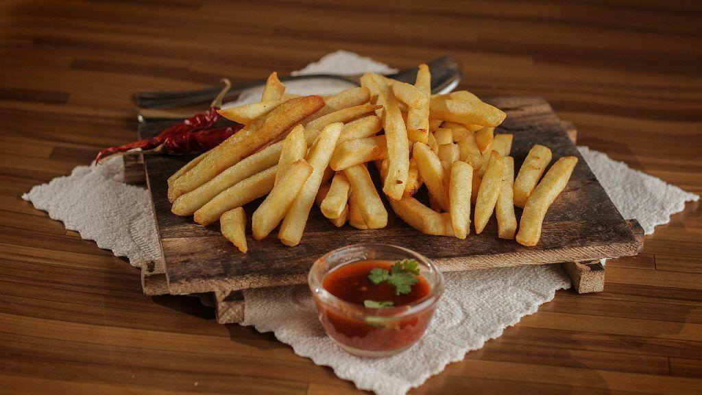 Cracker Barrel French fries