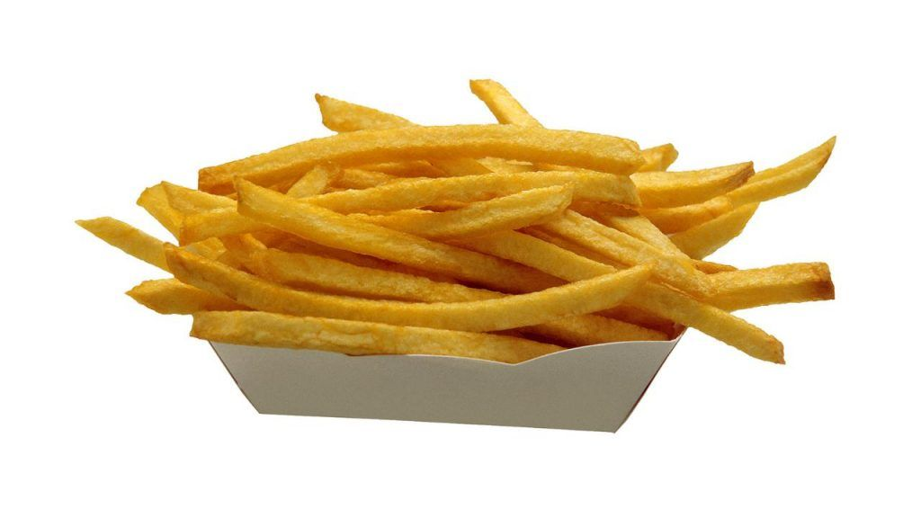 In-N-Out French fries