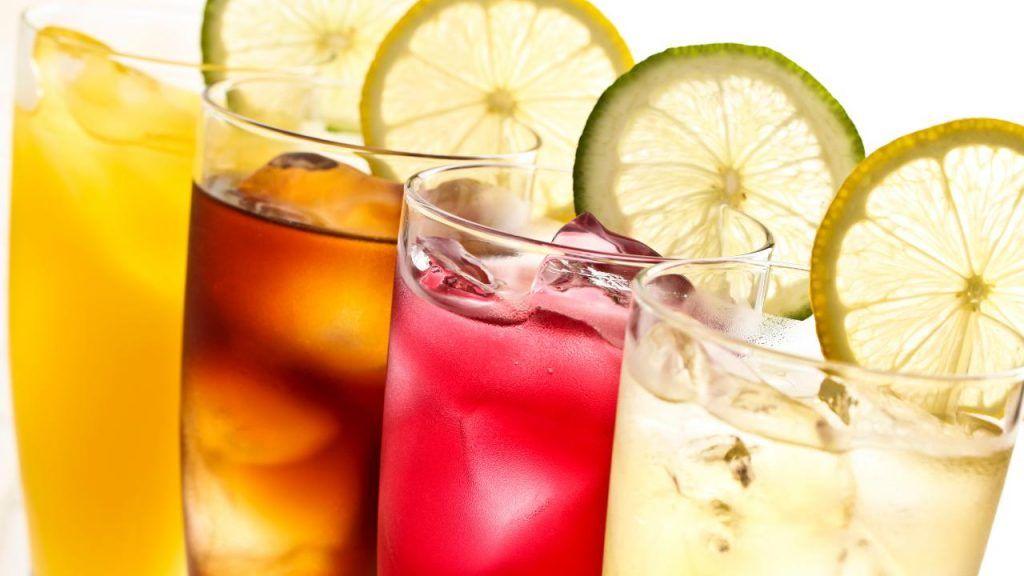 In-N-Out vegan drinks