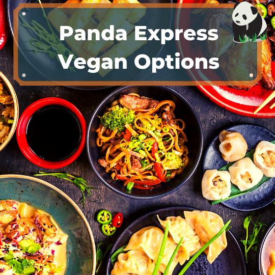Panda Express vegan options