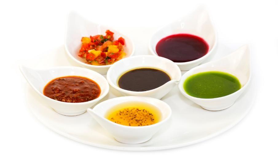 Vegan dressings and sauces at Chili's