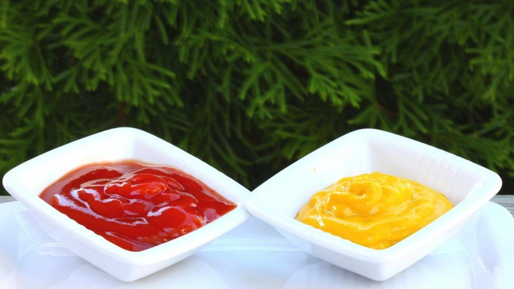 Vegan sauces at In-N-Out
