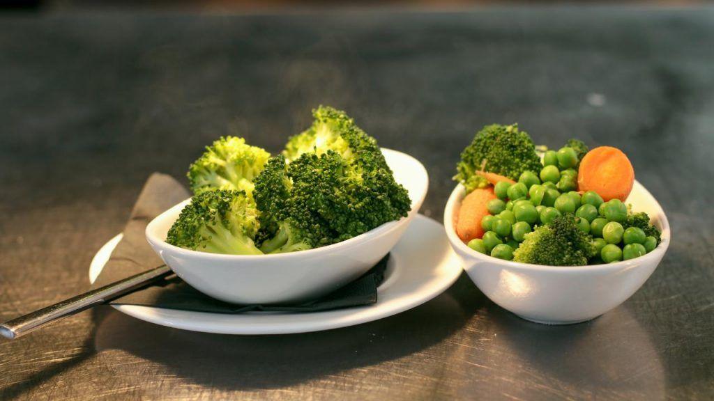 vegan vegetable sides at Cracker Barrel