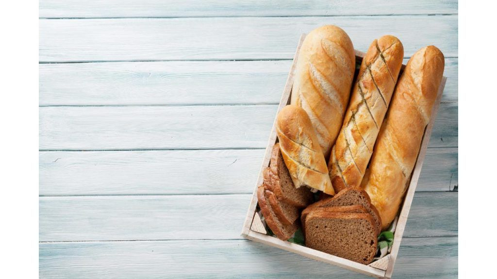 Jimmy John's vegan bread