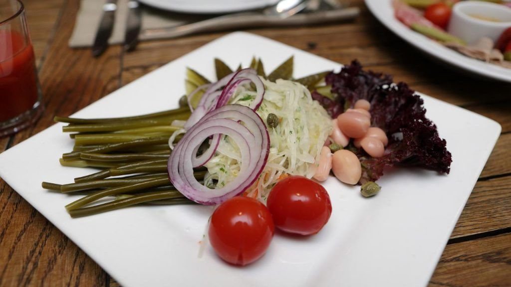 Jimmy John's vegan toppings