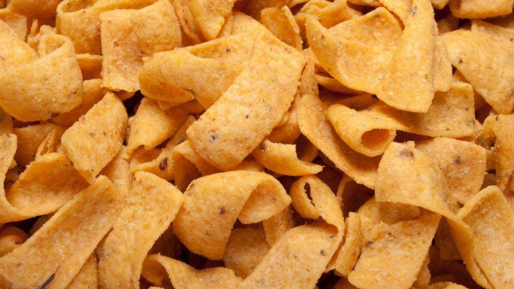 Sonic corn chips