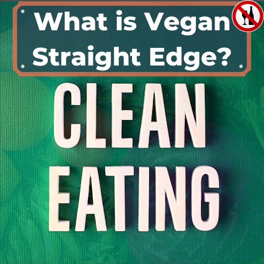 Vegan Straight Edge