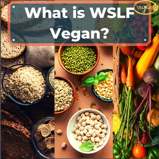 WSLF Vegan