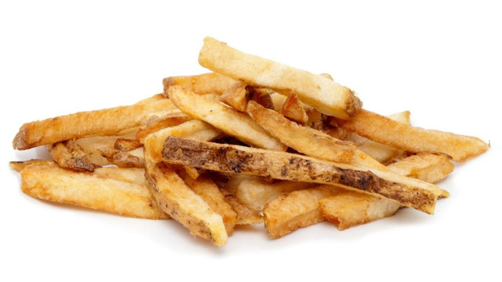 Are Wendy's French fries vegan