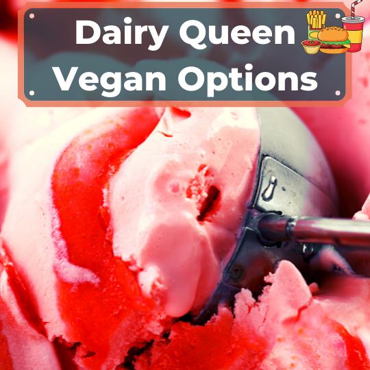 Dairy Queen Vegan Options