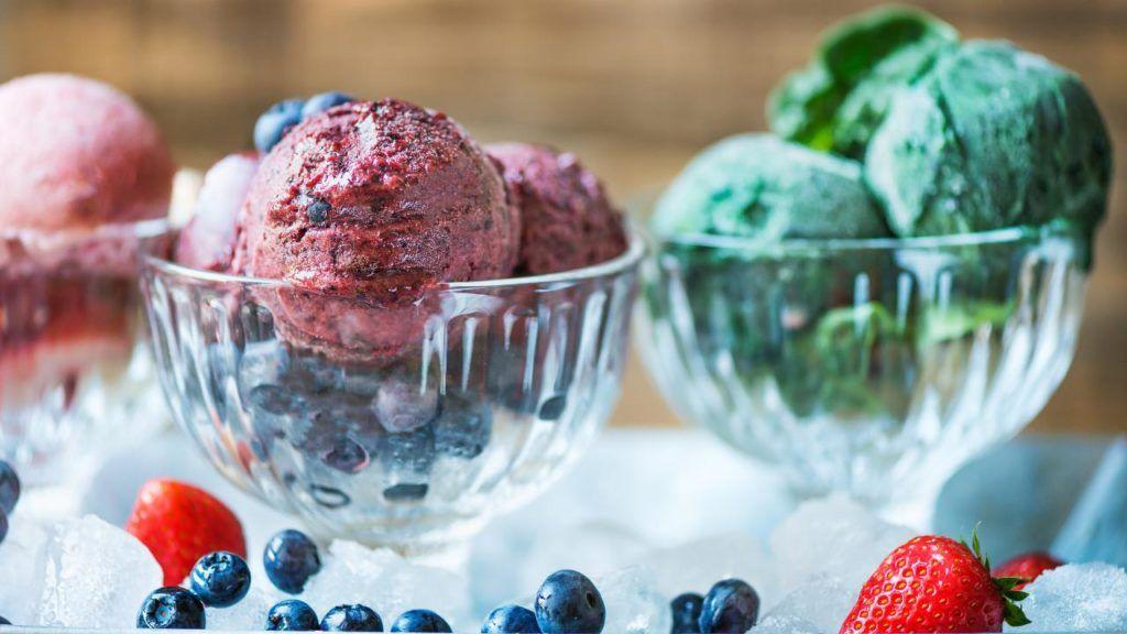 Does Cold Stone have vegan ice cream