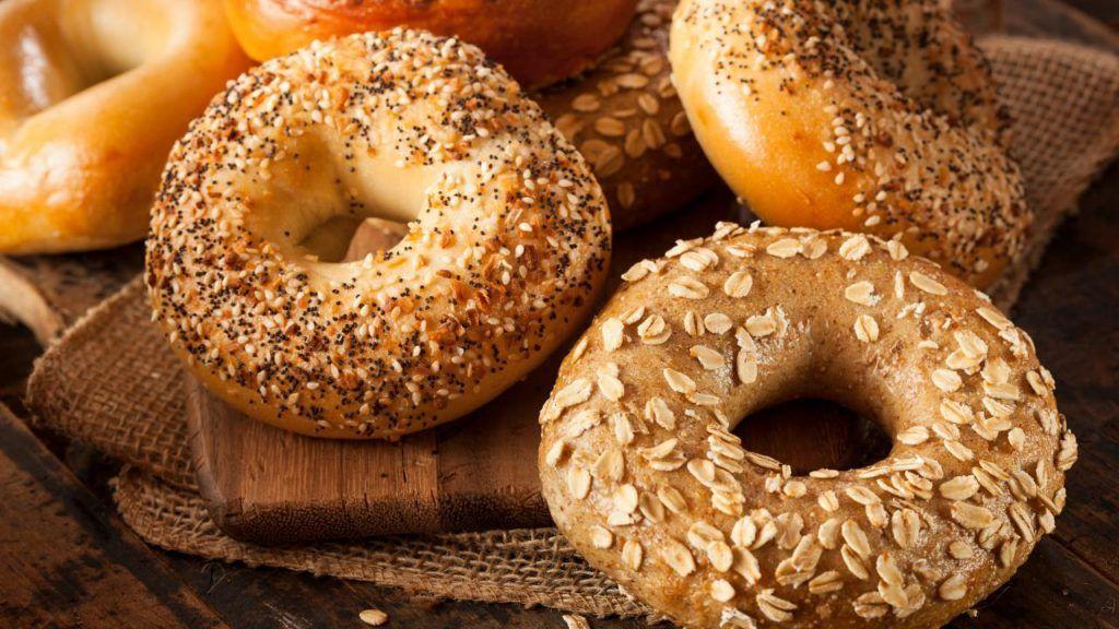 Does Krispy Kreme offer bagels