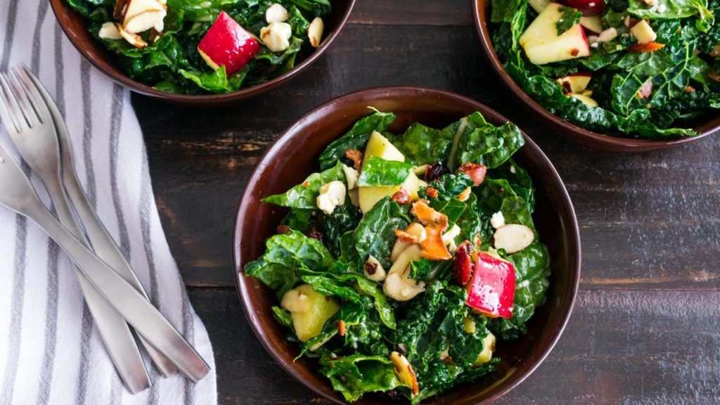 Domino's vegan salad