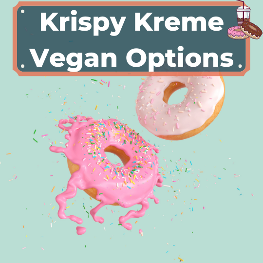 Krispy Kreme Vegan Options