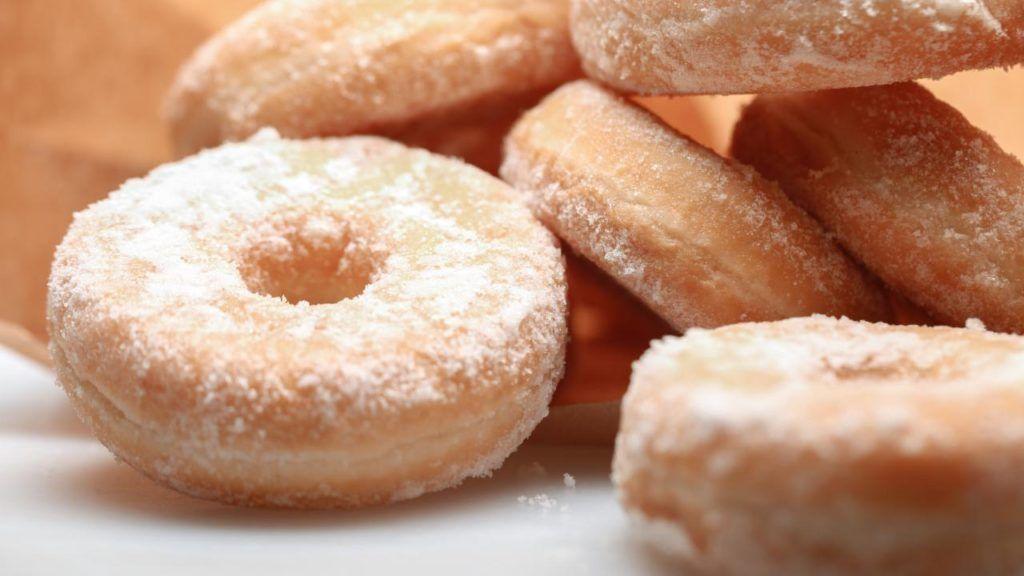 Krispy Kreme vegan donuts