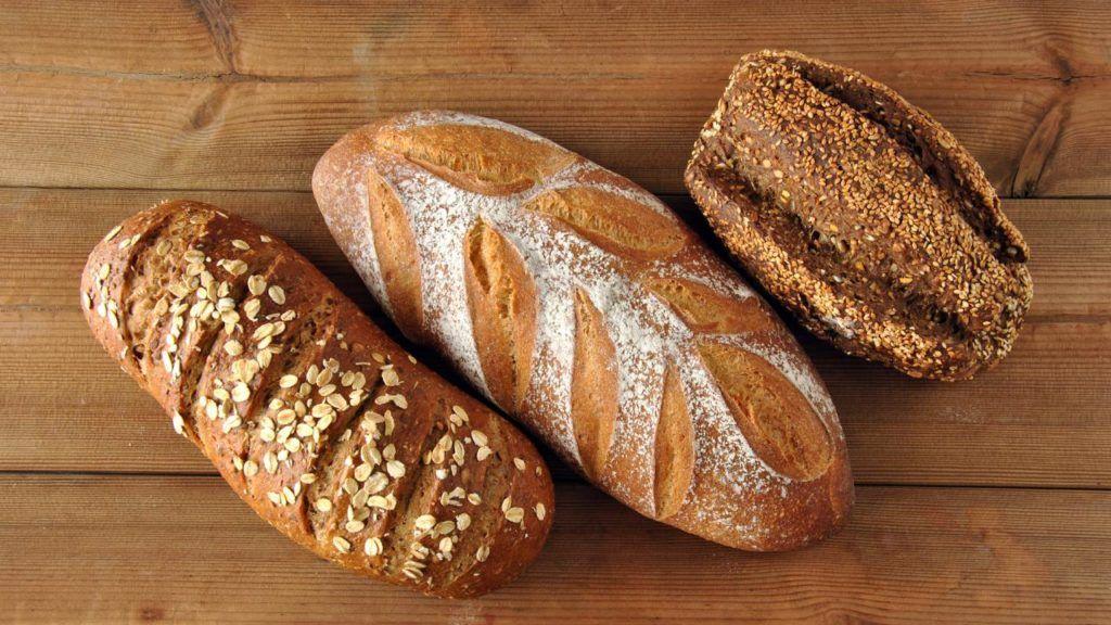 Vegan bread at Subway