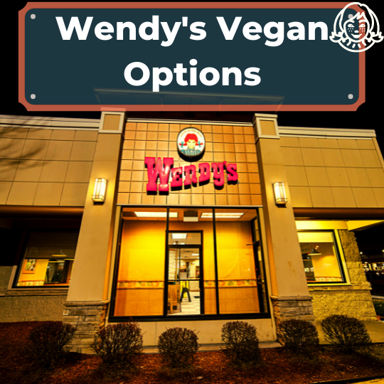 Wendy vegan options