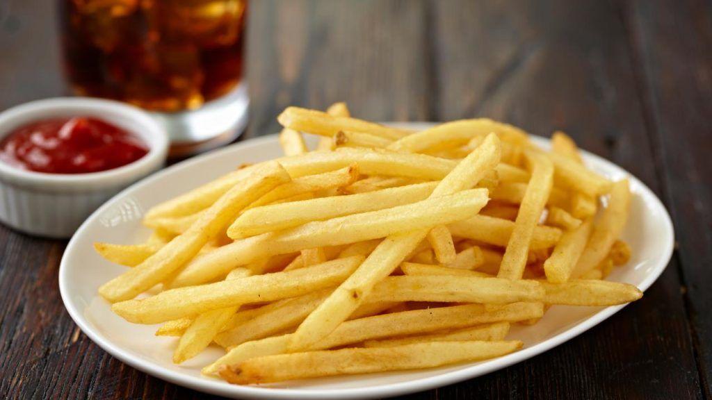 Are Burger King fries vegan