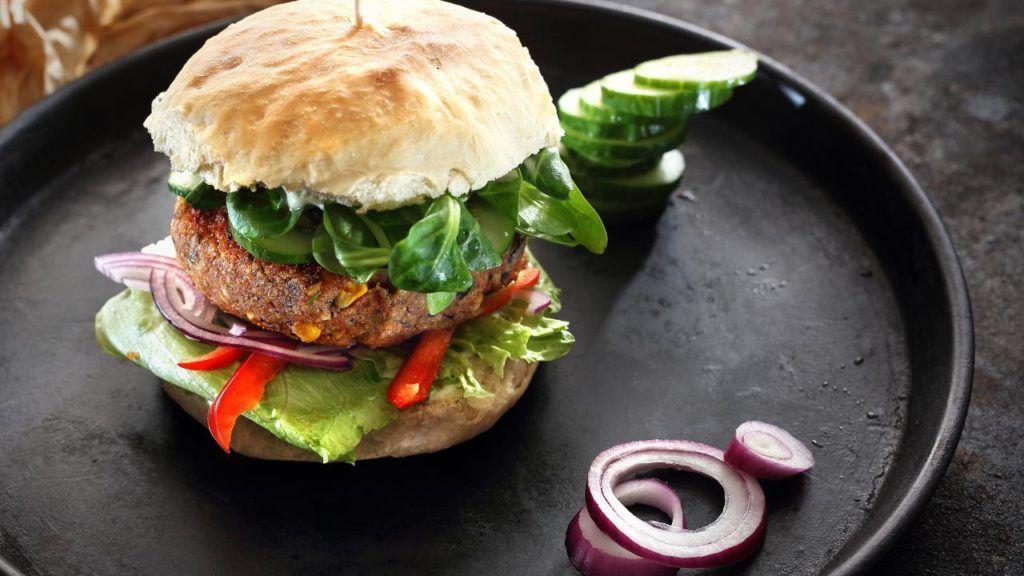Does Burger King have a vegan burger