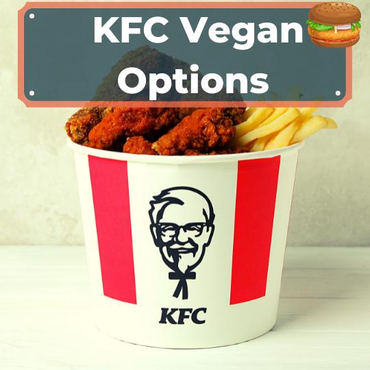 KFC vegan options