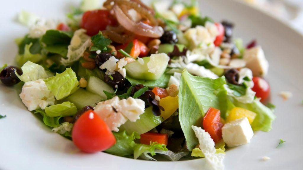 Panera vegan Mediterranean bowl