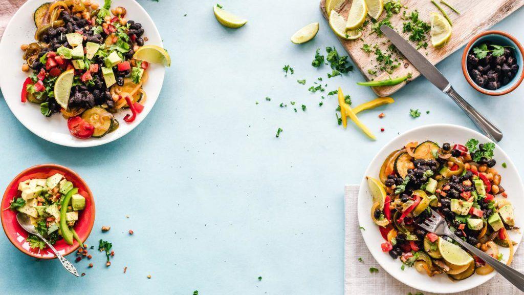 Panera vegan salad