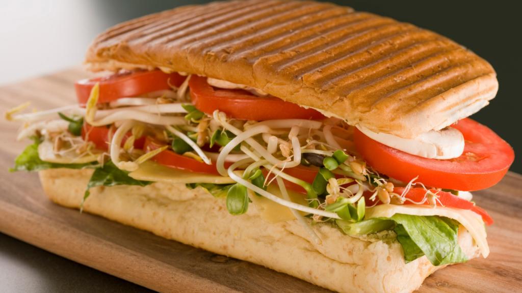 Panera vegan sandwich