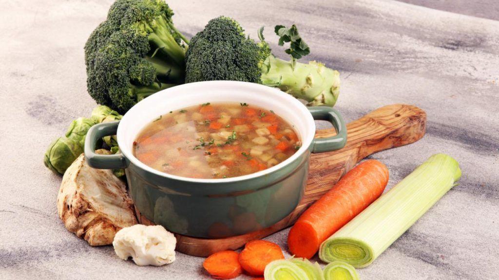 Panera vegan soup