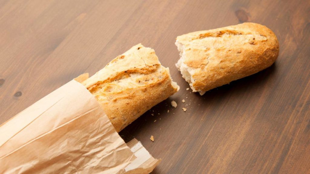 Popeyes vegan bread