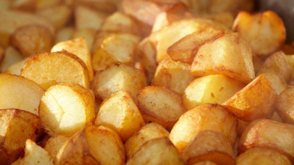 Taco Bell fried potatoes