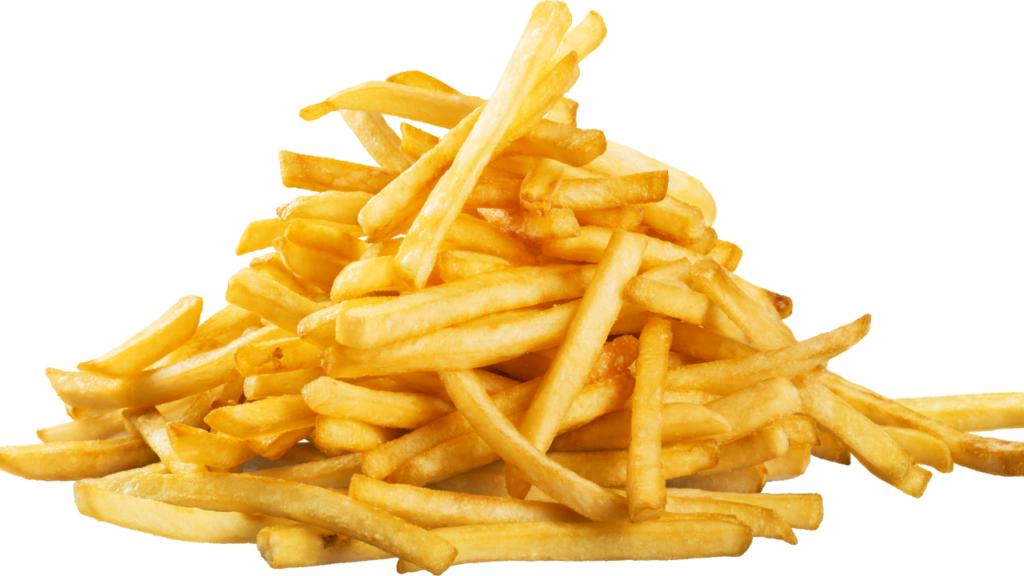Vegan French fries