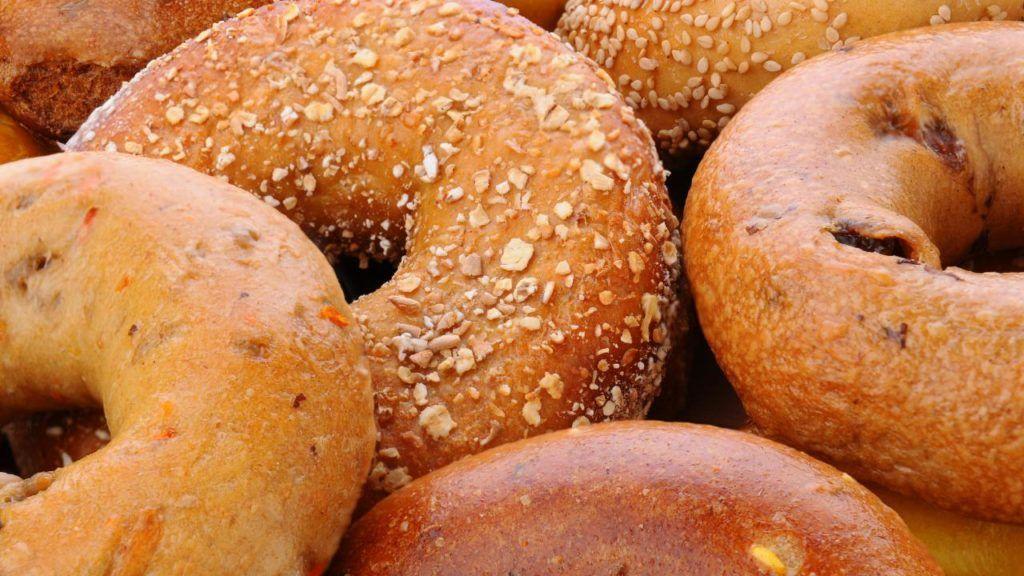 Vegan Starbucks bagels