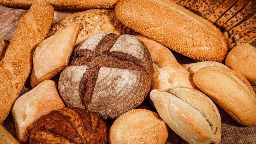 Vegan breads at Panera