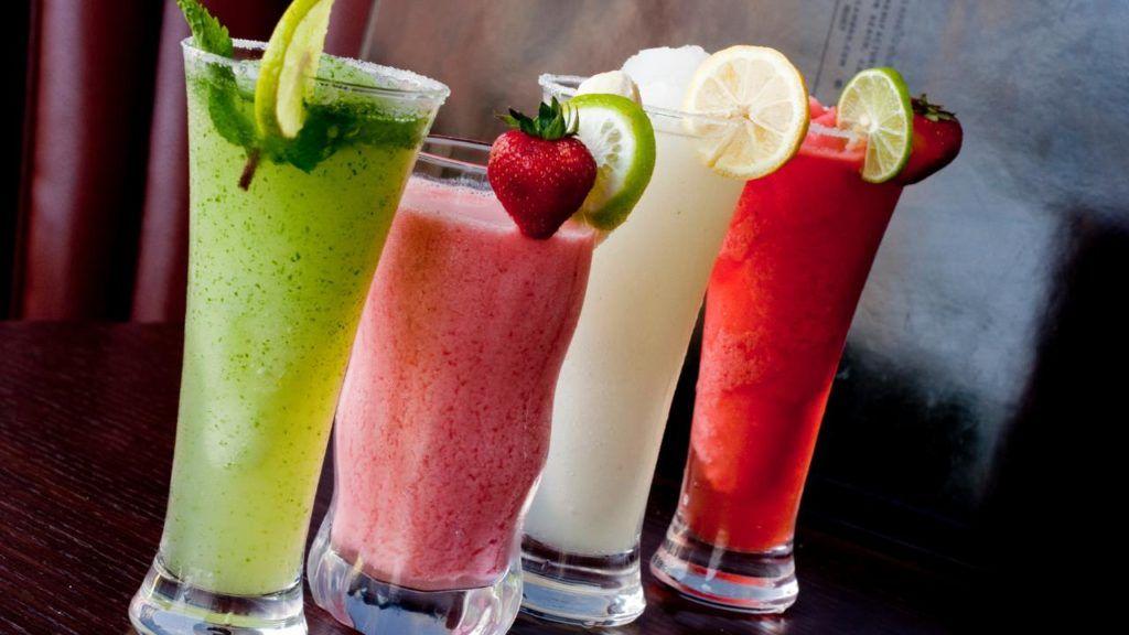 Vegan drinks at Panera
