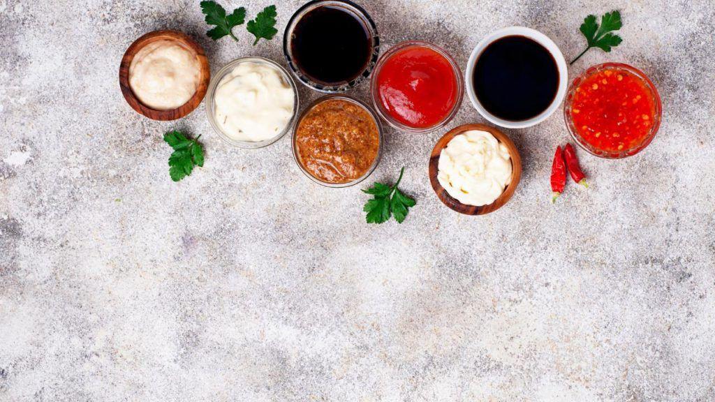 Vegan sauces at Burger King