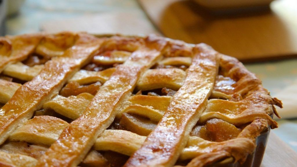 Accidentally vegan pie crusts