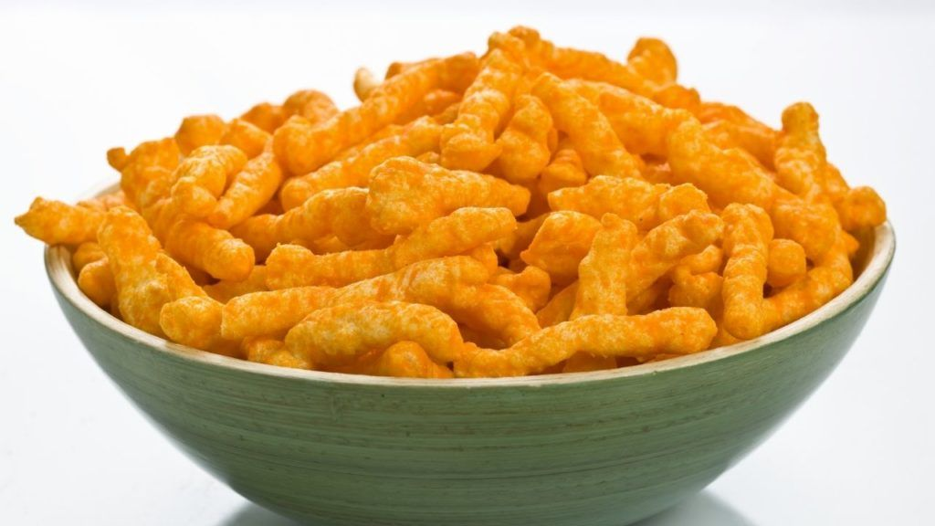 Are hot Cheetos vegan-friendly