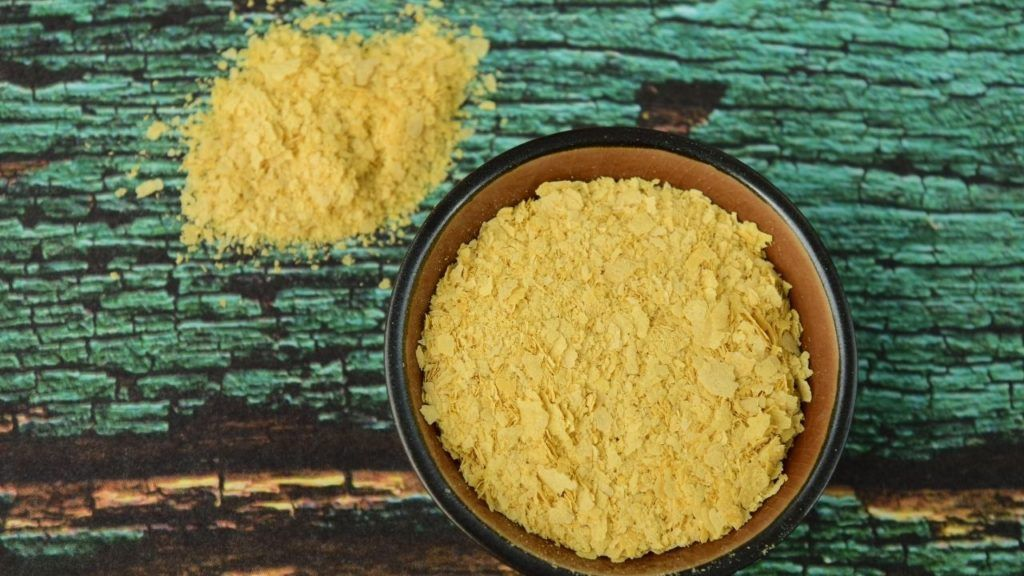 The use of nutritional yeast in the vegan world