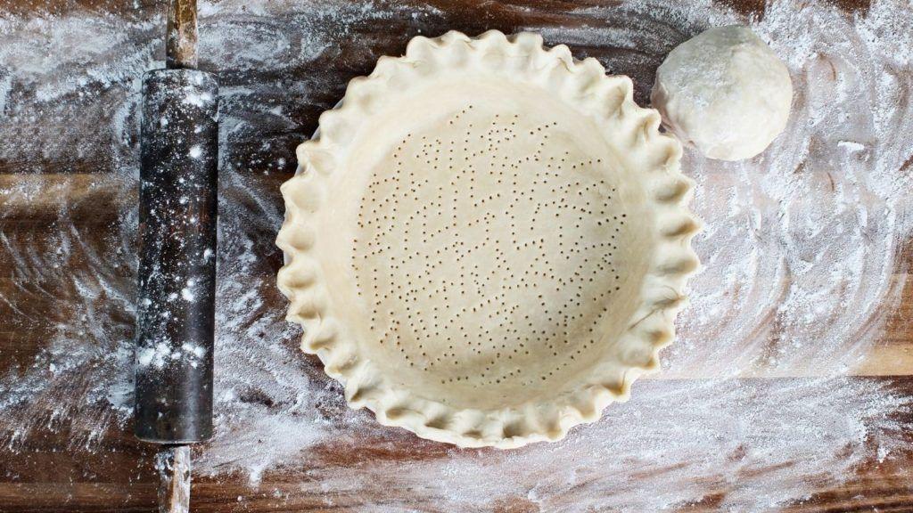 Vegan pie crust options